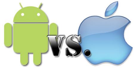iOS y Android: La modernización de la batalla entre Mac y Windows