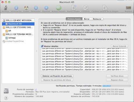 Diario de una Switcher: Verificar y reparar permisos en Mac