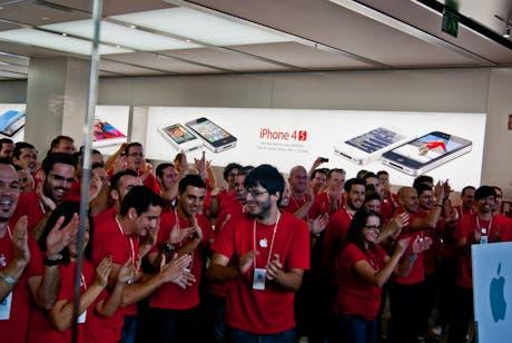 Lo mejor de la semana: apertura de la Apple Store en Valencia