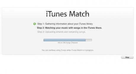 iTunes Match en España