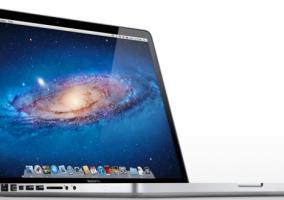 MacBook Pro abierto