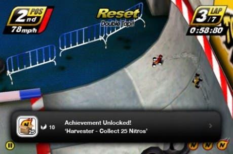Capturas del juego Touch Racing