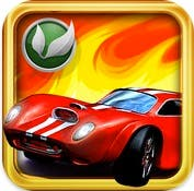 Logotipo del juego Touch Racing