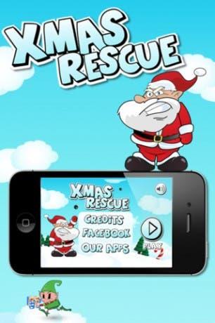 Portada del juego Xmas Rescue