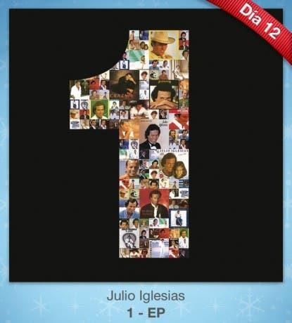 12 días 12 regalos: Julio Iglesias