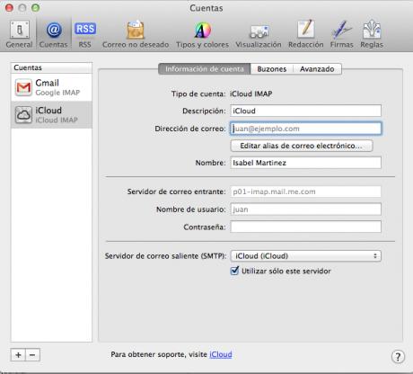 Diario de una Switcher: Utilizando iCloud (II)
