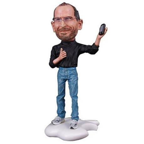 Apple impide la venta de miniaturas de Steve Jobs