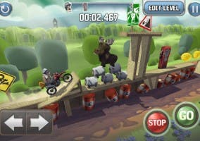 Bike Baron - Gameplay