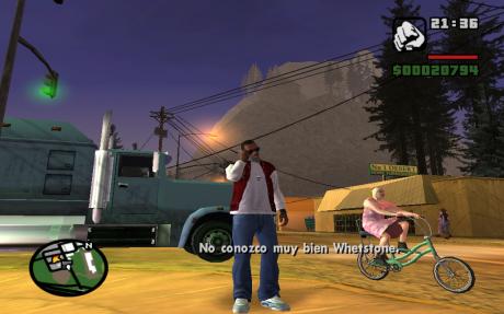 GTA San Andreas Mac