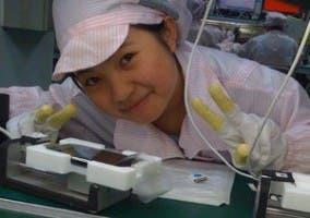 Fabricando un iPhone