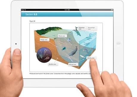Libros de texto en iBooks, reinventando el concepto de libro