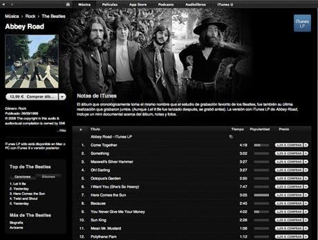 The Beatles y Apple