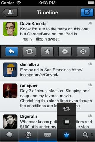 Tweetbot se actualiza para iPhone e iPad