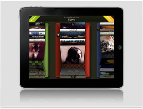 Vinyllove para iPhone en discos