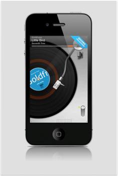 Vinyllove para iPhone