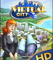 Virtual City portada del juego