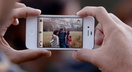 Cámara del iPhone 4S