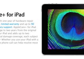 Apple Care iPad