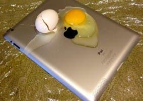 Sobrecalentamiento iPad