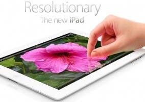 El nuevo iPad ya a la venta