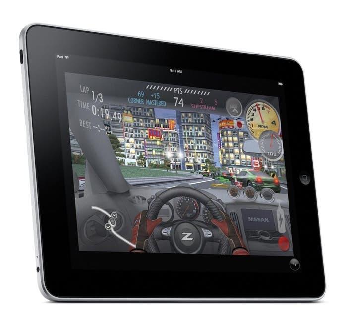Juego en iPad