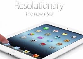 Imagen nuevo iPad
