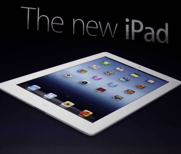 Apple elimina la coletilla del iPad