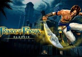 Pantalla de bienvenida de Prince of Persia Classic para iOS