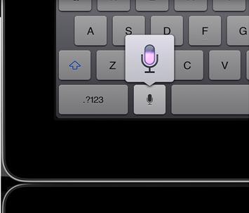 Dictado iPad