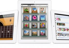 iMovie, iPhoto y Garageband en el iPad