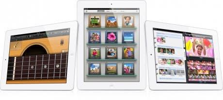 iMovie, iPhoto y Garageband en el iPad
