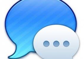 Icono de la nueva aplicación de Mensajeria en Mac OS X