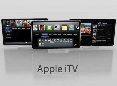 Concepto de Apple iTV