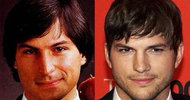 Ashton Kutcher sera Steve Jobs en la gran pantalla