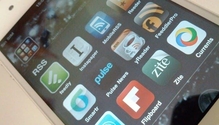Reeder para iOS