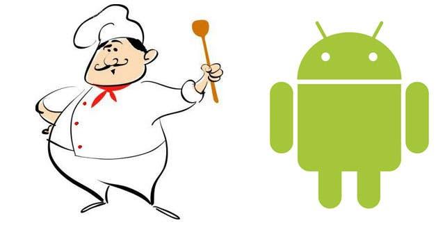 Cocina de ROMs en Android