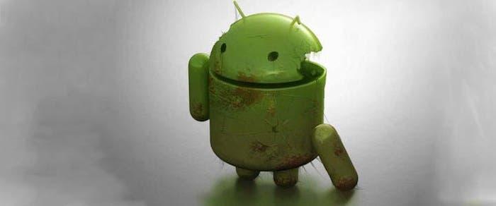 La fragmentaciòn en Android