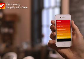 Actualización de Clear for iPhone