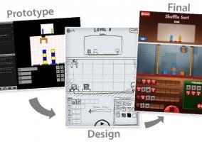 Proceso de desarrollo de Cargo Bot para iPad