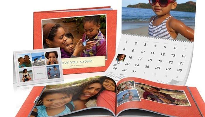 Tres regalos con iPhoto para el Día de la Madre