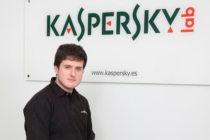 Foto de Vicente Díaz, analista senior de malware de Kaspersky Lab