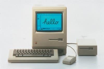 Macintosh de Apple de 1984