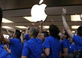 Apertura de la Apple Store Nueva Condomina
