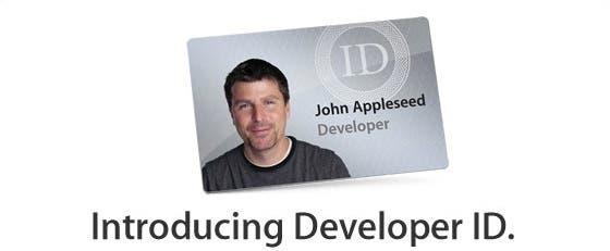 Developer ID de Apple para Gatekeeper