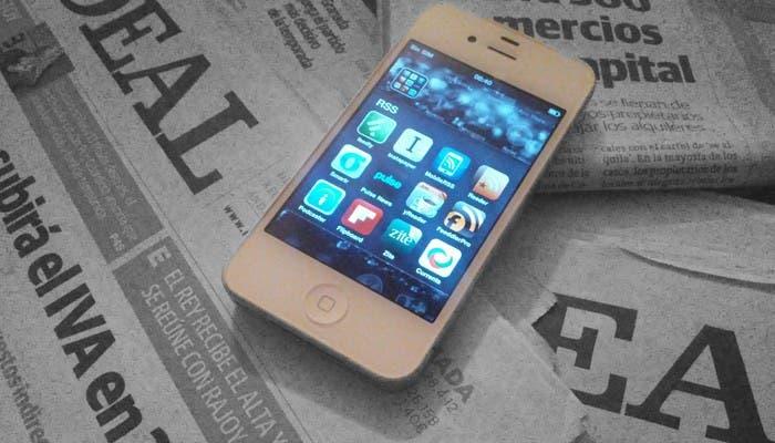 Como leer noticias en el iPhone