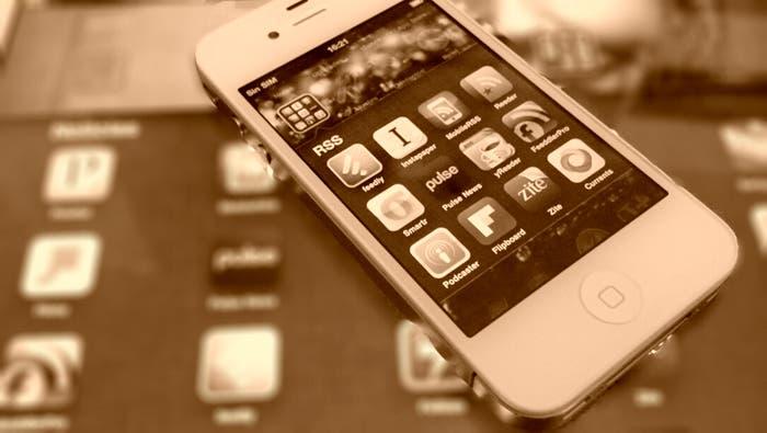 Noticias en iOS