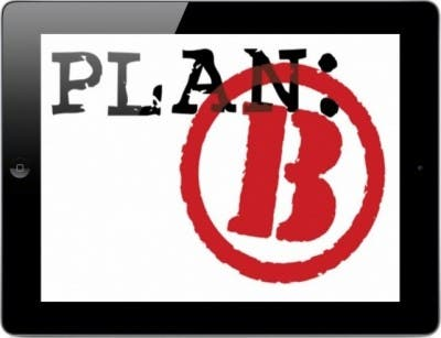 Plan B iPad