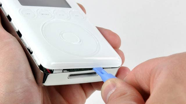 Reparando iPod Classic