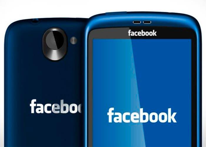 Podríamos ver un móvil de Facebook el año que viene