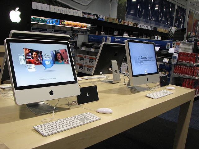 Nuevos ordenadores Apple a la vista